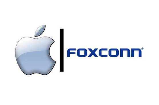 Foxconn With Apple To Set Up A Manufacturing Facility Of $7 Billion In the US