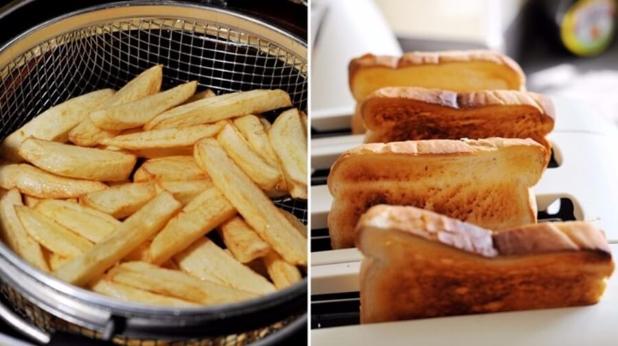 Browned Toast And Crunchy Potatoes Are 'Potential Cancer Risk', Warn Food Scientists