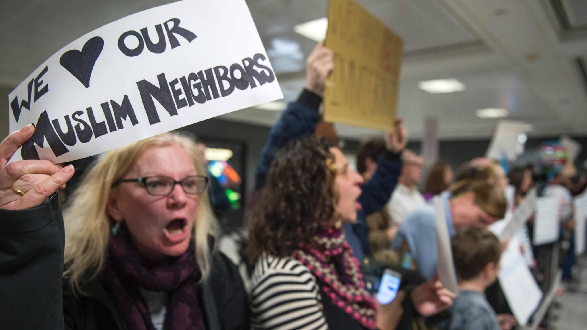 Trump's Travel Ban-Seattle Judge Issues A Nationwide Block
