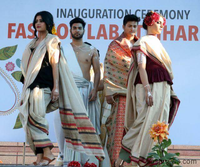 Fashion Show held in Prison of Tihar