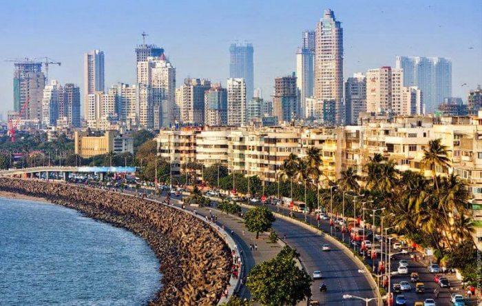 Mumbai wealthiest city