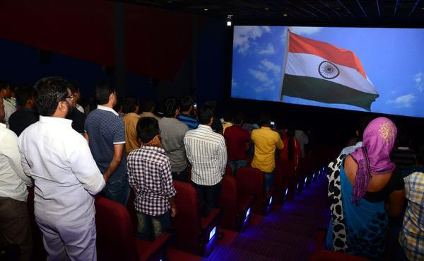 National Anthem at Cinema Halls