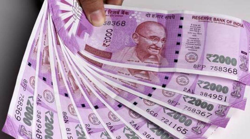 Fake Rs.2000 Notes Enters India