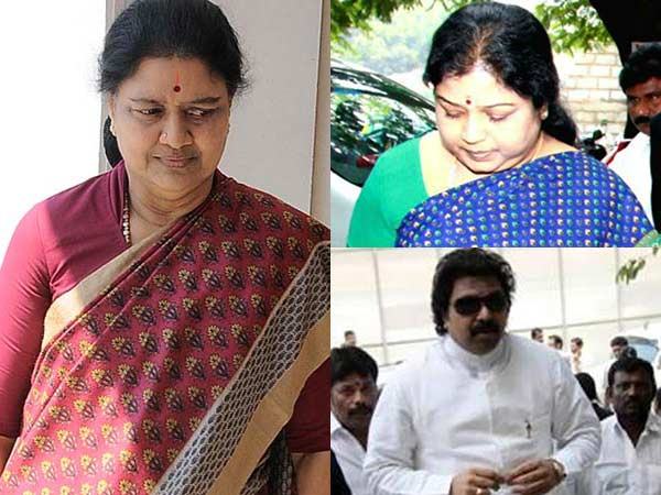 Sasikala Convicted