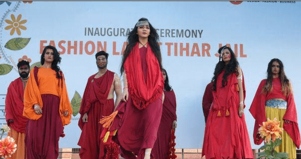 Fashion Show in Tihar Prison