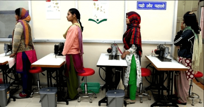 Fashion Laboratory in Tihar Prison