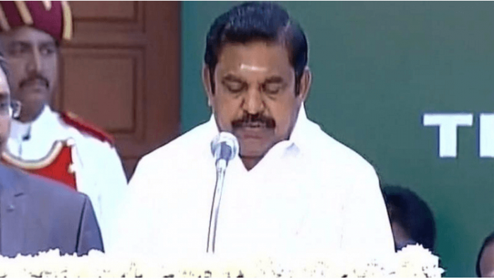 New Chief Minister of Tamil Nadu