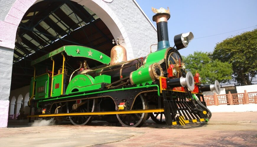 World's Oldest Operational Steam Engine, Fairy Queen Was Set To Chug Again On Indian Tracks