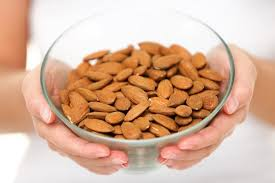 Almonds good for health