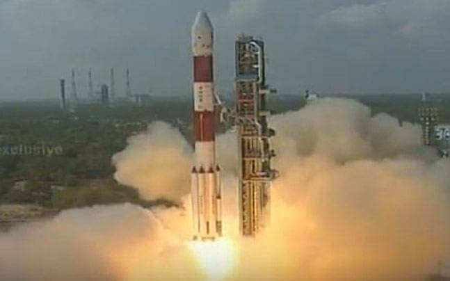 ISRO PSLV-C37 Launch-Cartosat Series, India's Nano Satellites Successfully Injected In Orbit