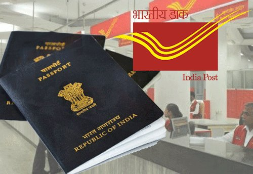 passport at post offices