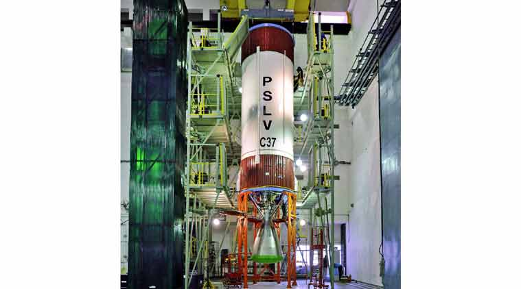 PSLV-C37