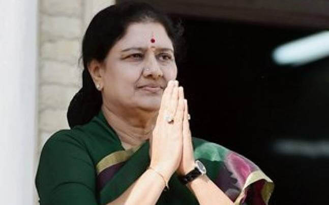 Sasikala Natarajan Surrendered in Bangalore Court: Separate Cell Allotted