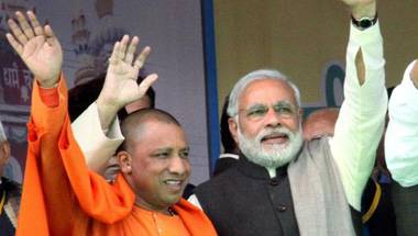 Chief Minister Aditya Nath In Delhi, Likely To Discuss The UP Portfolio Distribution With Modi