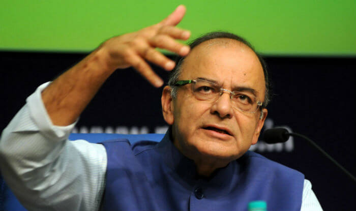 No Proposal To Withdraw The New Rs.2,000 Notes-Says Arun Jaitley