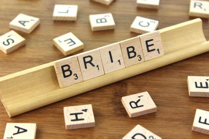 Bribery Rate is High in India