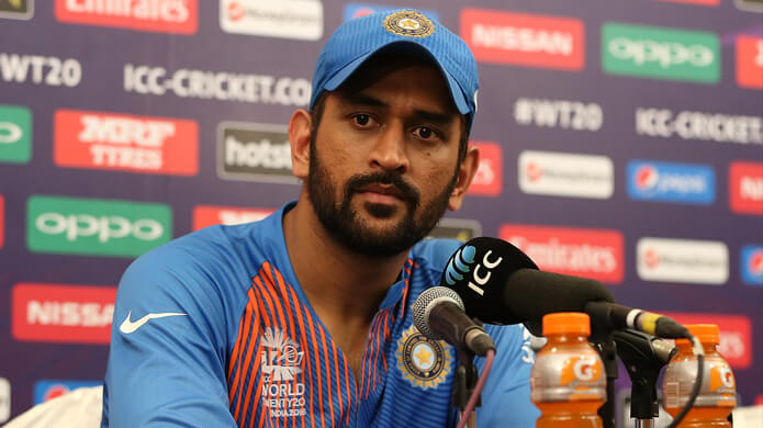 MS Dhoni Survives Fire Scare-Jharkhand's Vijay Hazare Trophy Semifinal Has Been Postponed
