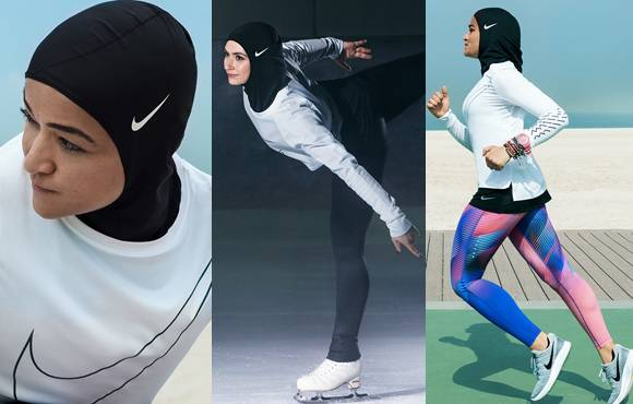 Nike Unveils ProHijab For Female Muslim Athletes News Bugz - Nike is going to launch a hijab collection developed together with muslim athletes