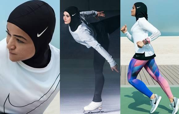 Nike Pro-Hijab For Muslim Female Athletes