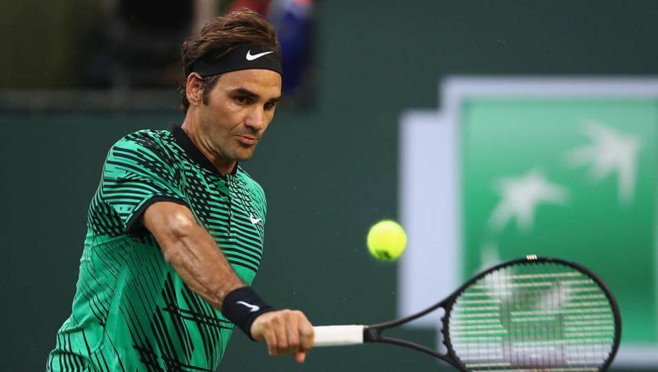 Roger Federer Likely To Face Jack Sock In Indian Wells Semi Finals After Nick Kyrgios Withdraws