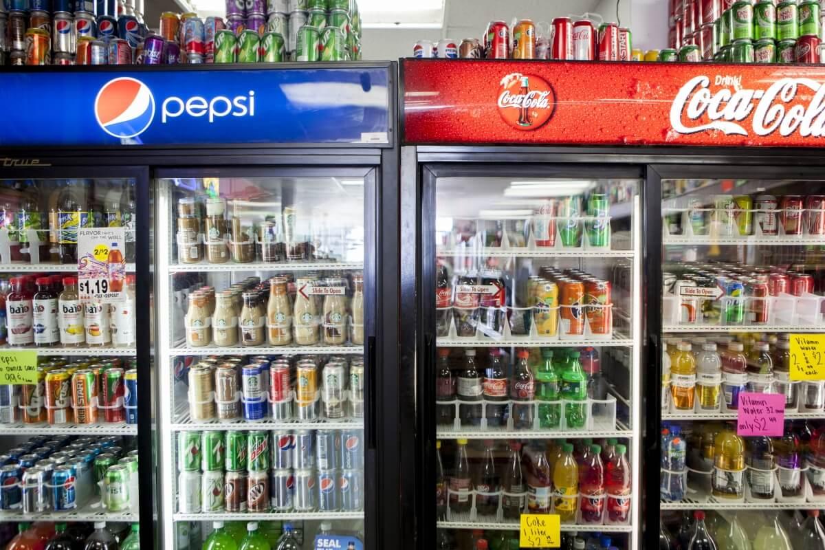 PepsiCo & Coca-Cola