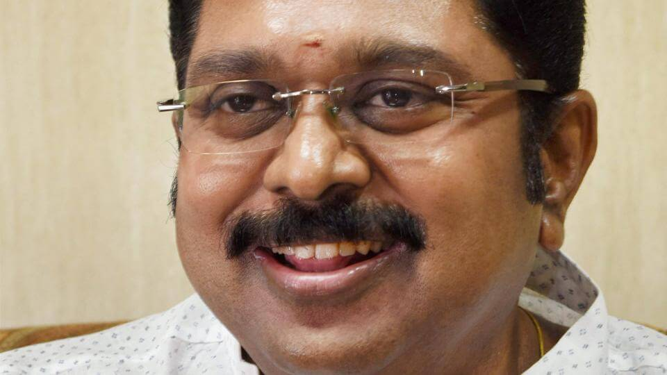 AIADMK's Deputy General Secretary Dinakaran Denied Relief In FERA Case
