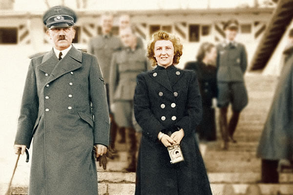 "Hitler's Wife Eva Braun – ""The Unhappiest Women in Germany"""