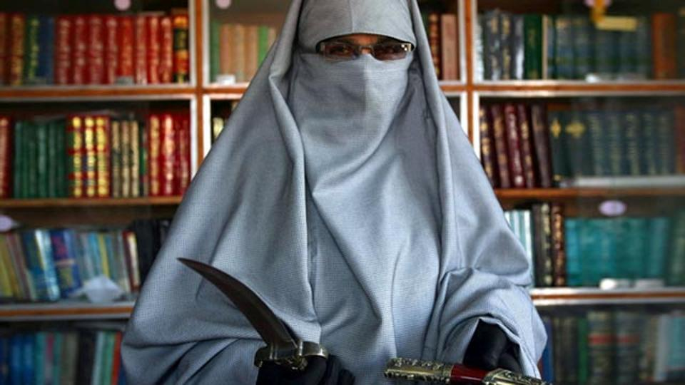 In Soura, Kashmir separatist leader Asiya Andrabi Arrested From Her Residence