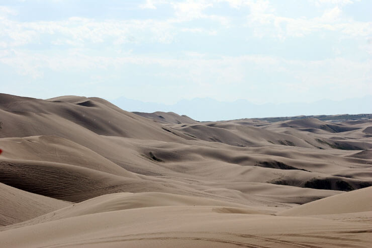 Sand Dunes – How are sand dunes formed?