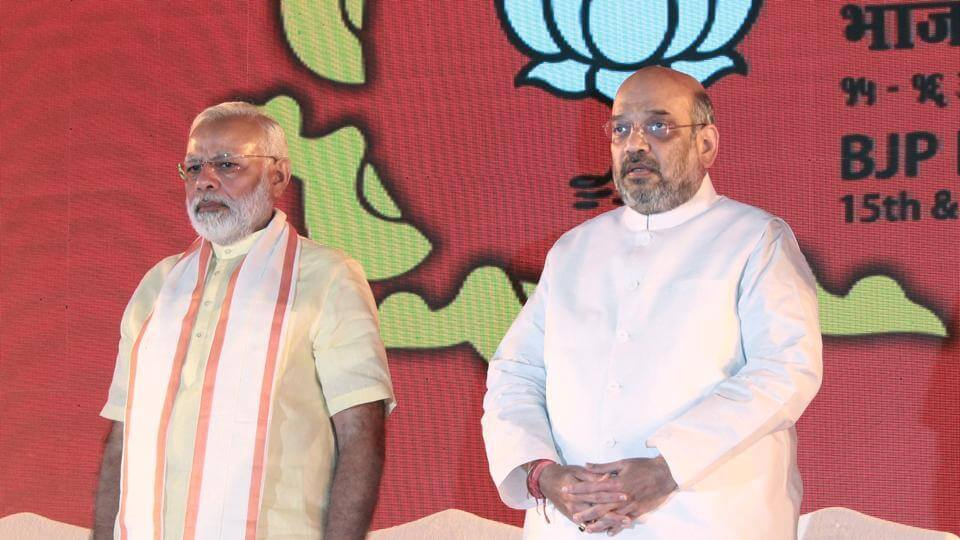 Golden Era Of BJP Would Begin When We Rule From Panchayat To Parliament Says Amit Shah
