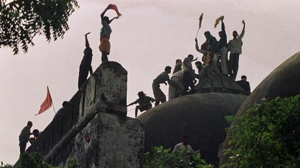 Babri Case, SC Withholds Order On Plea Against BJP Leaders, Including Advani