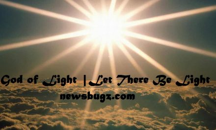 God of Light | Let There Be Light