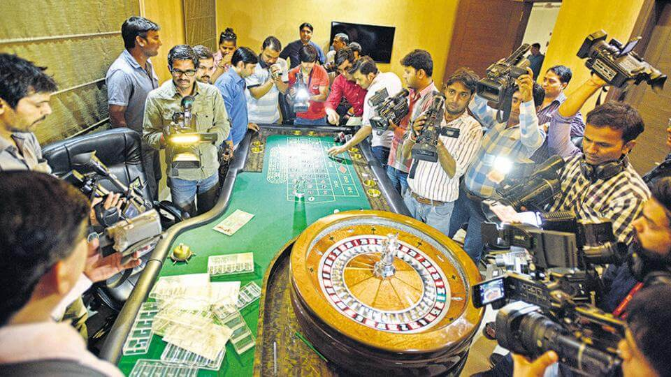 Goa CM Manohar Parrikar Says Government Mulls Ban On Entry Of Locals In Casinos