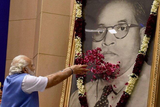 On Ambedkar Jayanti, PM Modi Has Launched 'Empowering' Bhim-Aadhaar App