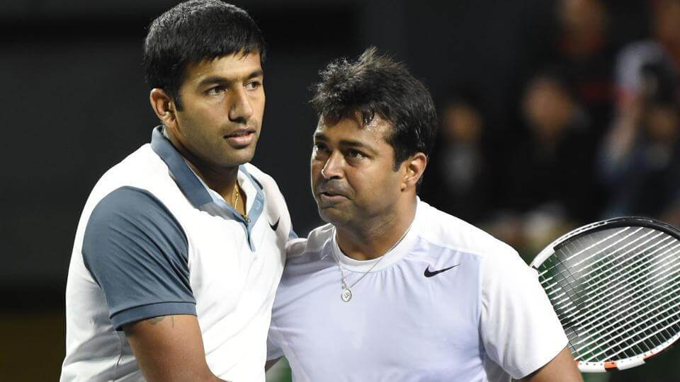 Davis Cup-Mahesh Bhupathi Picks Rohan Bopanna, Dumps Leander Paes For Tie Against Uzbekistan