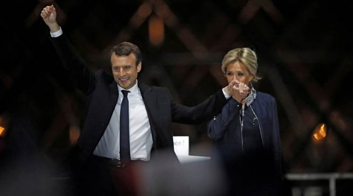 Mr. Emmanuel Marcon rushed to his victory in French Presidential election that held on Sunday, completely winning his far- right competitor Martine Le Pen in a run-off vote