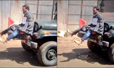 Major Gogoi Who Tied Kashmiri Man To Jeep Has Legal Trouble
