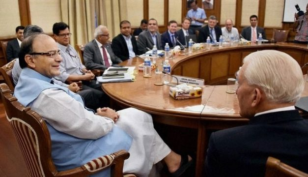 GST Council Meet in Srinagar to Fix Rates on Goods, Services