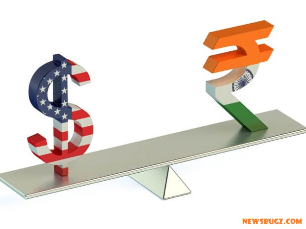 Rupee Additionally gains in future trade by 10 paise