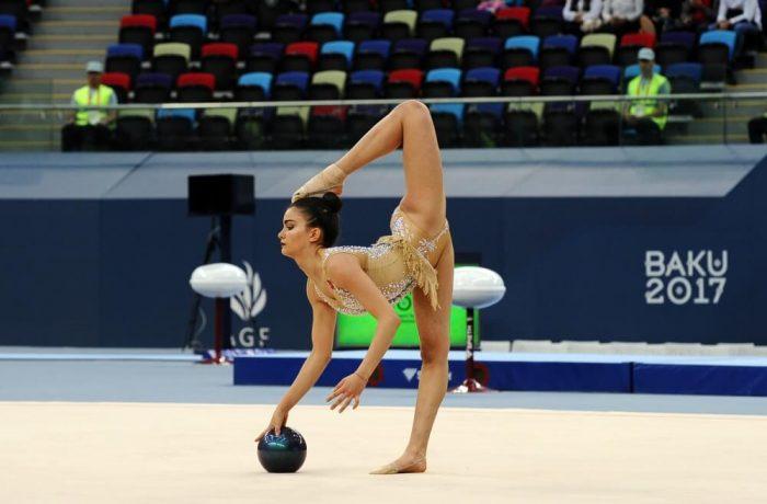 Gymnastics-Artistic, Gymnastics-Rhythmic