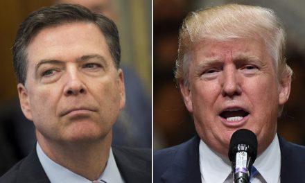 Democratic Party Bang | Trump Sacking of FBI Chief