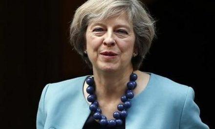 Theresa May Wants Stronger India