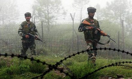 Pakistan Continues Ceasefire Violations, Fires on Forward Posts Along LoC