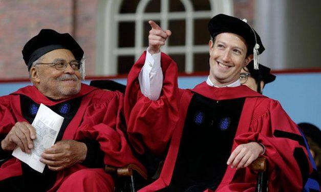 Mark Zuckerberg's 10 Memorable Quotes at Harvard