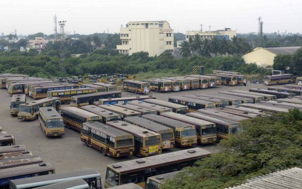 Tamil Nadu Bus Transport Stops | Mass Strike By State Road Transport Workers