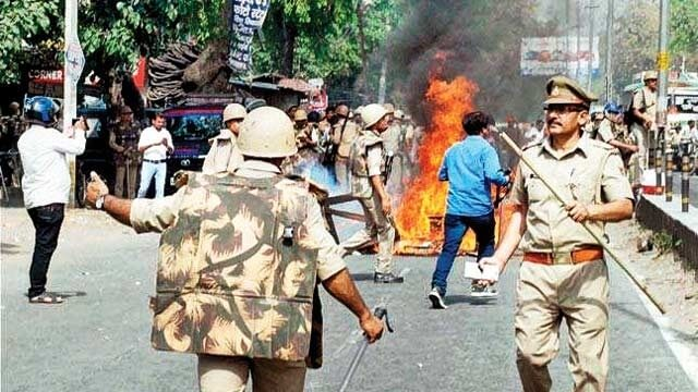 1 Killed and 12 Injured in Violence at Saharanpur, Uttar Pradesh