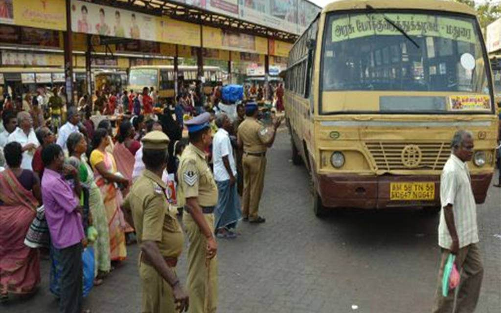 Indefinite Transport Strike, People suffers due to Insufficient Buses
