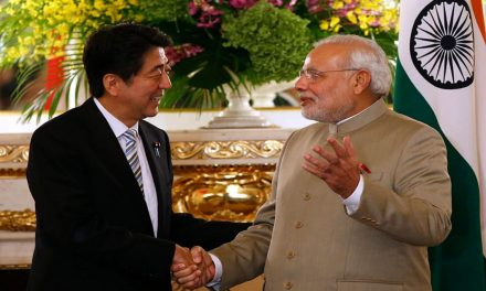 An Abe-Modi plan for Asia-Africa Corridor to Checkmate OBOR Project