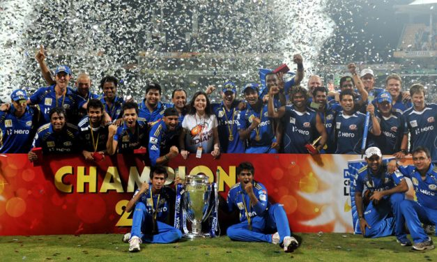 Finally, Mumbai Indians Beats Rising Pune Supergiants and Holds the Cup