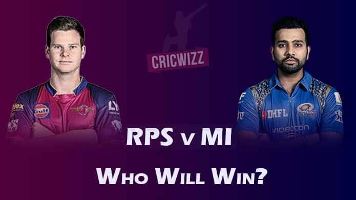 Rising Pune Supergiant Vs Mumbai Indians in IPL Finals